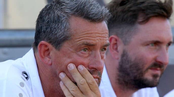 SVL-Trainer Thomas Leberer sah einen schwachen Auftritt seines Teams.