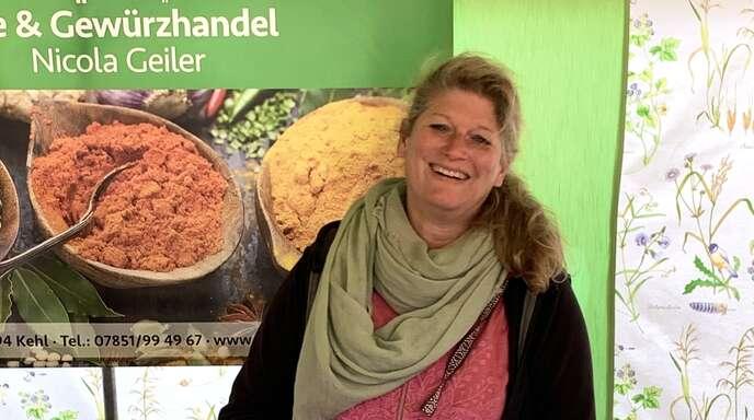 Großangriff auf den Geschmackssinn: Mit den bei Nicola Geiler erhältlichen Gewürzen kann man sich in der eigenen Küche auf eine kulinarische Weltreise begeben.