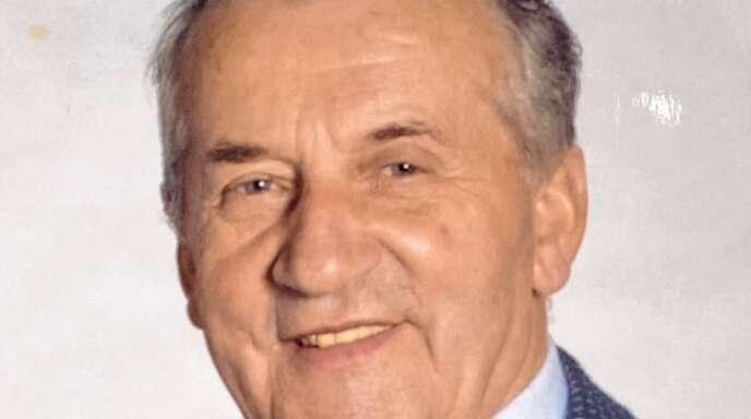 Wilhelm Ernst starb im Alter von 96 Jahren.