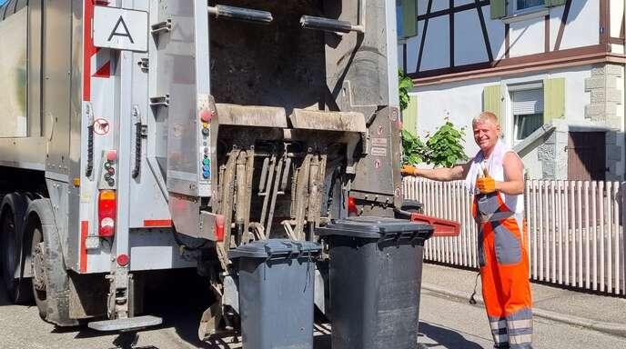 Das Entsorgungsunternehmen kümmert sich nur um den Abfall von Unternehmen, auch der Hausmüll wird fachgerecht entsorgt.