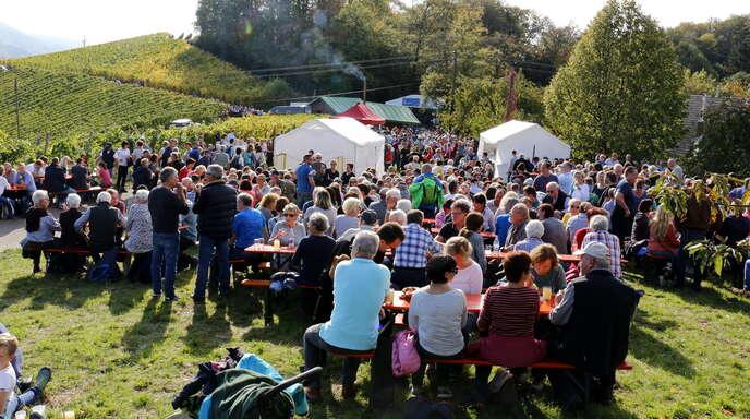 Das Durbacher Urbansfest ist über die Ortsgrenzen hinaus bekannt und beliebt