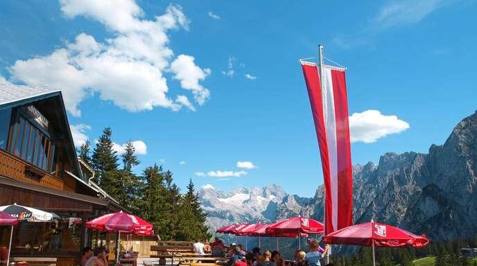 Zur Freude von Österreichurlaubern ist das Land nicht länger als Risikogebiet eingestuft. (Symbolfoto)