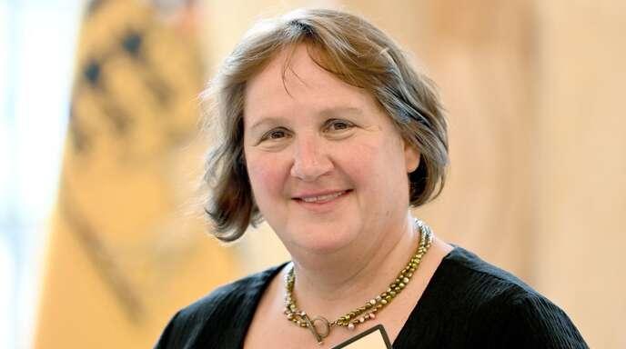 Theresa Schopper ist aktuell die einzige Grüne in der Kultusministerkonferenz.