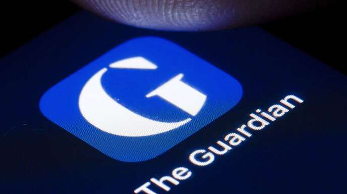 """Unter anderem war der """"Guardian"""" betroffen."""