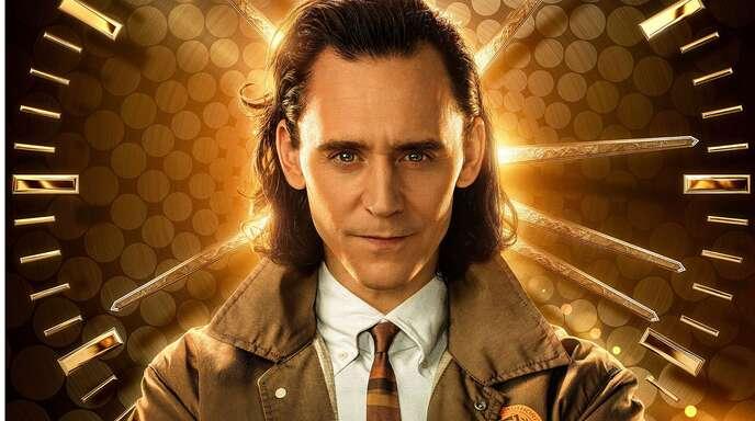 Tom Hiddleston als Loki, der nordische Gott des Schabernacks