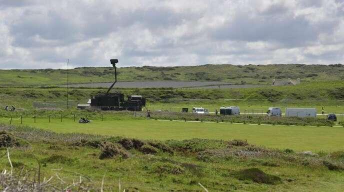 Der G7-Gipfel findet vom 11. bis 13. Juni in Carbis Bay, St Ives in Cornwall statt. Foto: Ben Birchall/PA/AP/dpa