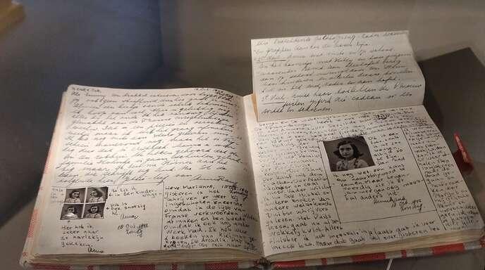 Das Tagebuch von Anne Frank – in unserer Bildergalerie finden Sie mehr.