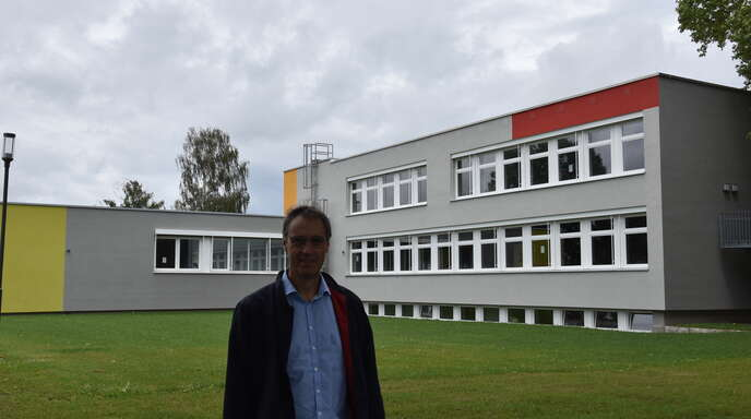 Time to say goodbye: Bertram Walter verlässt zum Schuljahresende die Moscherosch-Schule Willstätt und übernimmt den vakanten Rektorenposten an der Schlossbergschule Kappelrodeck.