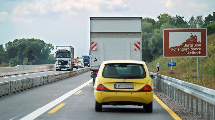Die Zubringer zu einem künftigen Autobahnanschluss Süd bleiben umstritten.