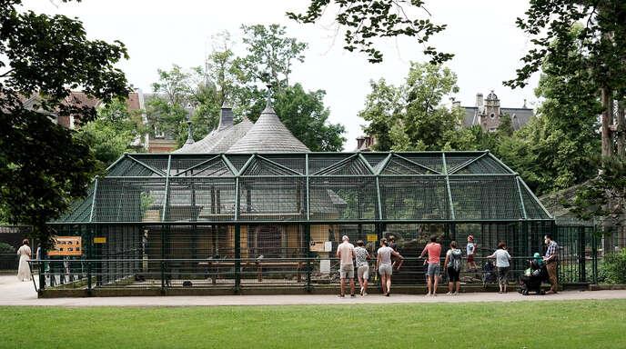 Auch bei deutschen Gästen ist der Zoo in der Orangerie ein beliebtes Ausflugsziel. Jetzt soll die Anlage neu gestaltet werden. Exoten und andere Wildtiere sollen dort, in beengten Gehegen, nicht mehr ihr Dasein fristen.
