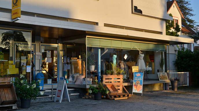 In dem Ladengeschäft in der Freistetter Hauptstraße 46 darf laut Bebauungsplan kein Café eingerichtet werden.