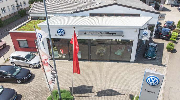 Der VW- und Audi-Servicepartner in der Kolpingstraße 1 in Offenburg-Albersbösch.