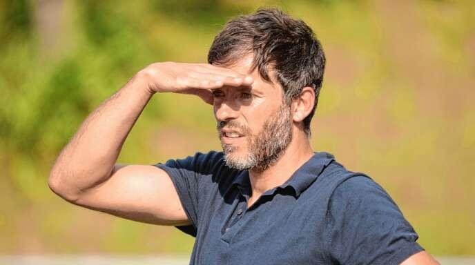 Trainer Jan Herdrich nimmt mit dem FV Sulz wieder die vorderen Ränge der Fußball-Bezirksliga ins Visier.