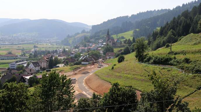 ImBebauungsplan für das Baugebiet Oberer Wiesenrain sind Änderungen vorgesehen.