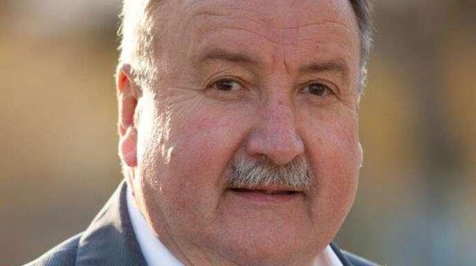 Ortsvorsteher Helmut Huber bemängelte den Hochwasserschutz für Großweier.
