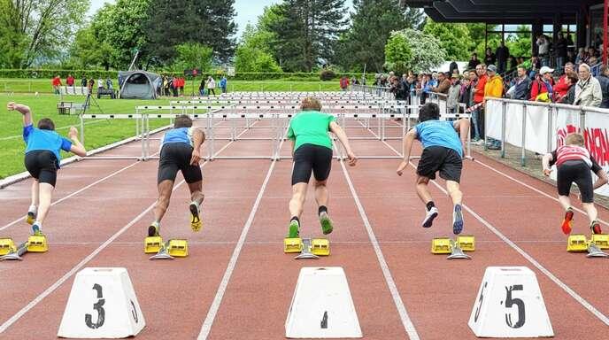 Das Waldstadion in Schutterwald ist am Samstag Schauplatz der badischen Meisterschaften der Aktiven sowie U18- und U20-Athleten.