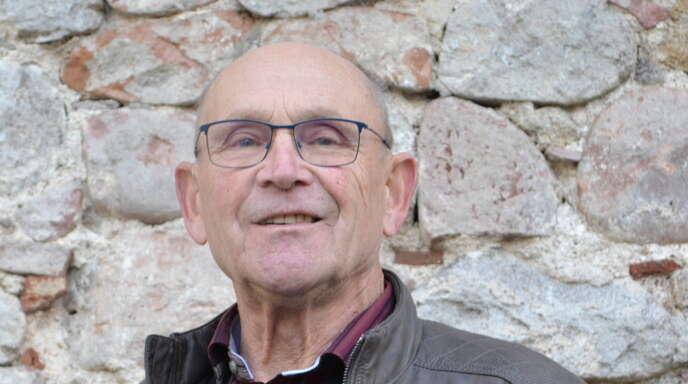 Starb im Alter von 77 Jahren: Heinz Zimpfer aus Helmlingen.