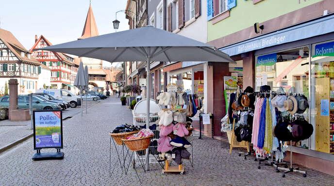 Wie kann der Einzelhandel in Gengenbach gestärkt werden? Mit dieser Frage beschäftigen sich die Stadt und die Gesellschaft für Markt- und Absatzforschung.