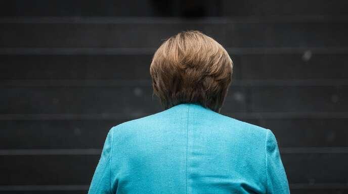 Merkel sprach von einer dynamischen Lage in der Coronakrise