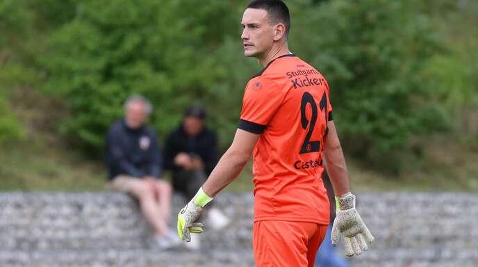 Nach zwei Jahren beim 1. FC Saarbrücken kehrte Ramon Castellucci zu den Stuttgarter Kickers zurück.