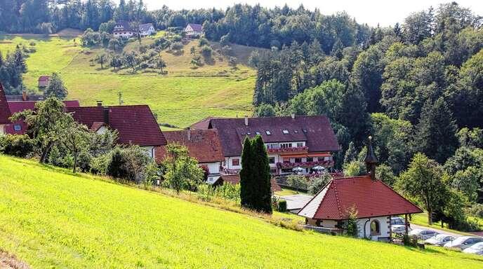 """Der zweite große Schritt beim Breitband in der Ortschaft Ramsbach ist begonnen und der heißt """"links der Rench""""."""