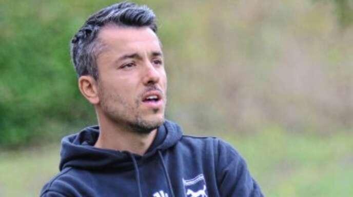 Umberto Vulcano, Trainer des FV Rammersweier, hofft, dass seine Mannschaft die Enttäuschung vom verlorenen Bezirkspokalfinale schnell verarbeitet hat.