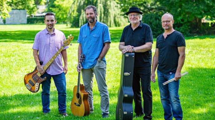 """""""Sarstedt & Friends"""" geben ein Konzert im Seegarten in Schutterwald."""