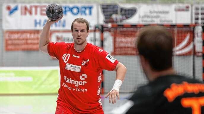 Spielt heute in Willstätt gegen seinen Ex-Klub: Felix Gäßler.