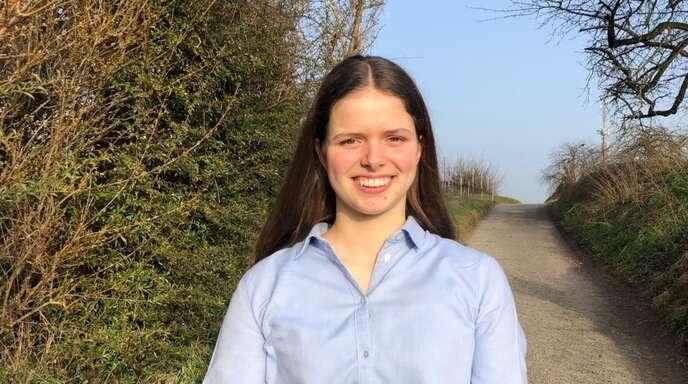 Katrin Pfeffer würde gerne mit Freunden einmal um die Welt reisen.
