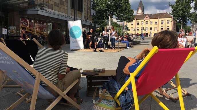 """""""Sommer in der Stadt"""" bringt wieder Musiker und Bands in die Offenburger Innenstadt."""