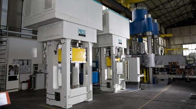 Bei der Entwicklung der neuen Pressen fließen die Erfahrungen aus Wartung und Service aller Hersteller ein.