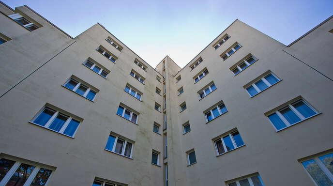 Der Wohnungsmarkt in den großen deutschen Städten, wie hier in Hannover, ist unter Druck.