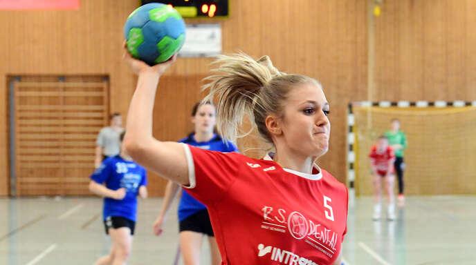 Lisa Luick zählt zu den erfahreneren Spielerinnen der HSG Meißenheim/Nonnenweier.