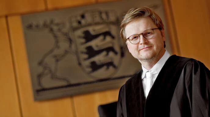 Wolfgang Kronthaler hat als Vorsitzender Richter am Landgericht Offenburg unter anderem den Prozess gegen den Oppenauer Yves R. geführt.