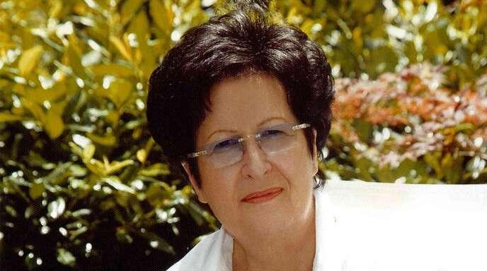 Die Vorsitzende des KKV Columbus, Elfriede Litterst, hat für die Festschrift ein Grußwort verfasst.