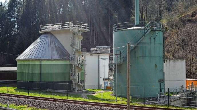 Die Kläranlage Alpirsbach ist nicht verantwortlich für die Verschmutzung der Kinzig.