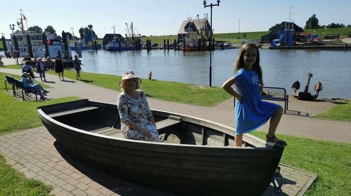 Liebes OT-Team,liebe Grüße an die Heimat aus Butjadingen an der sonnigen Nordsee senden Oma Carola und Enkelin Elena. Zuhause sind wir in Gengenbach-Bermersbach.