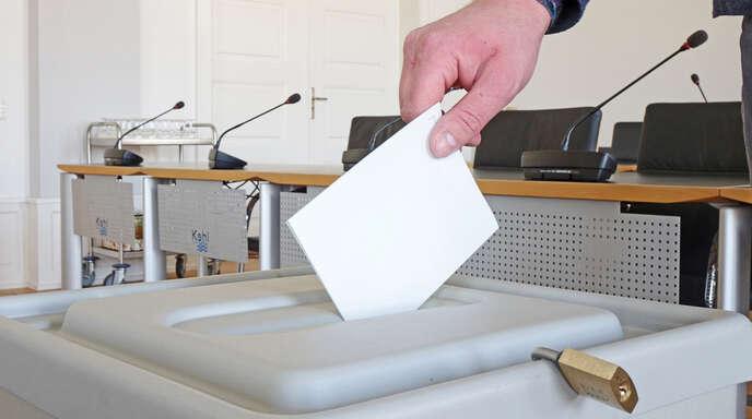 Die Briefwahlunterlagen können noch bis Freitag, 24. September, angefordert werden.