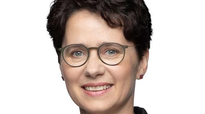 """Marion Gentges, Justizministerin: """"Aus Steinen, die einem in den Weg gelegt werden, kann man Schönes bauen."""""""