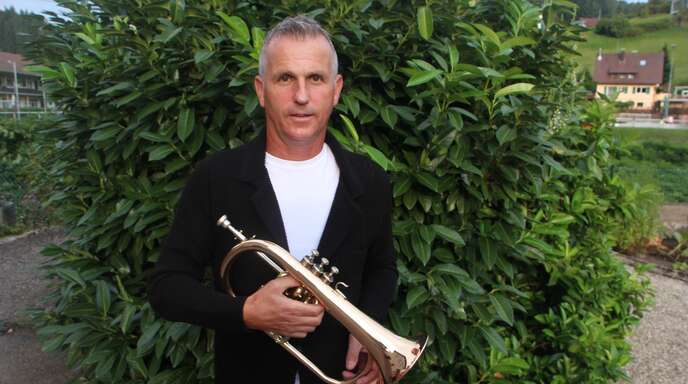 Armin Klausmann gibt das Präsidentenamt des Blasmusikverbands nach gut dreieinhalb Jahren ab.