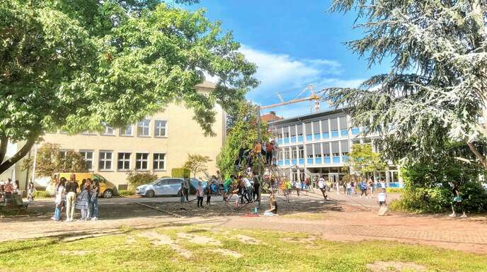 Im Hausacher Schulzentrum ist wieder Leben: Präsenzunterricht für alle Schüler.