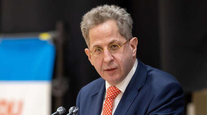 Hans-Georg Maaßen (CDU), Ex-Präsident des Bundesamts für Verfassungsschutz.
