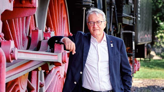 Matthias Katsch kandidiert für die SPD im Wahlkreis Offenburg für den Bundestag.