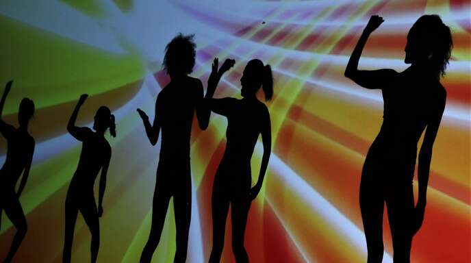 """Die """"Moving Shadows"""" versetzten das Publikum in atemloses Staunen."""