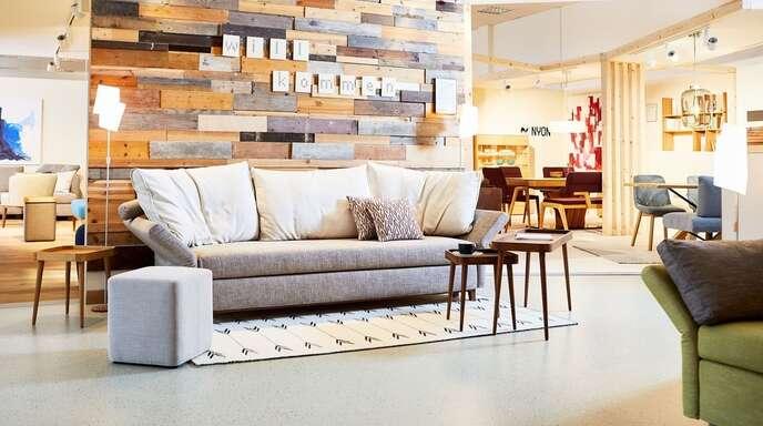 Egal ob Sofas, Stühle, Betten und mehr: Alle Möbelstücke sind nachhaltig durchdacht.