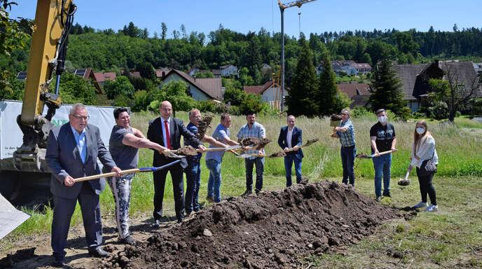 In Ohlsbach werden Bauvorhaben immer schnell realisiert: Im Juni war Spatenstich im Neubaugebiet Oberfeld II, keine vier Monate später sind die Vergabekriterien für die 22 Bauplätze festgezurrt.