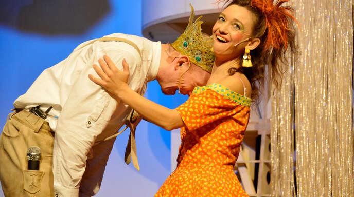 """Das Theater Baden Alsace (früher Baalnovo) hat auch """"Rapunzel"""" auf dem Programm. Ob das im Kinzigtal mal zu sehen sein wird, hängt auch davon ab, ob sich die Schulen für """"Kultur auf dem Land"""" interessieren – oder lieben nach Baden-Baden oder Freiburg fahren."""