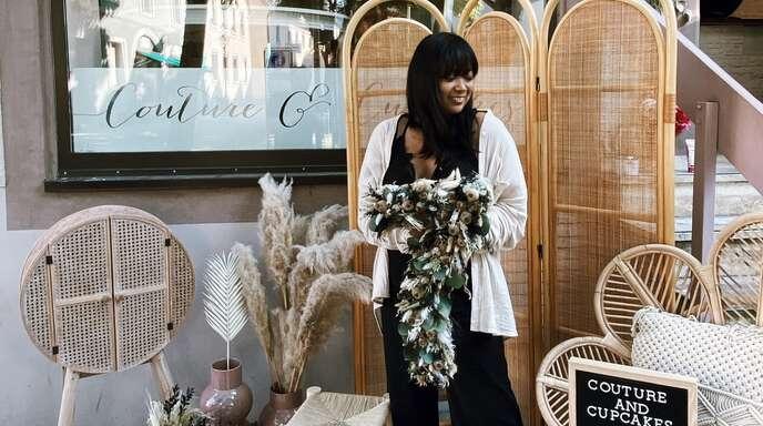 Seit sieben Jahren steckt Anjelica Mücke ihr Herzblut in die Boutique in der Klosterstraße.