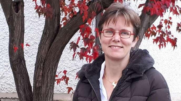 Nicole Diedrichsen ist seit September die neue Pfarrerin der evangelischen Christusgemeinde.