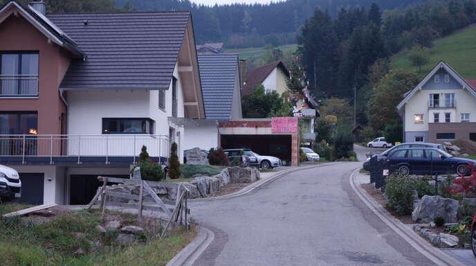 Der Endausbau am Halderweg in Welschensteinach soll in der Zeit zwischen der 43. bis 51. Kalenderwoche erfolgen.